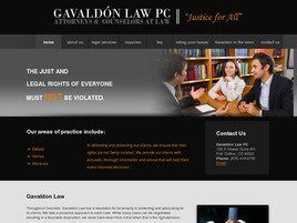 Gavaldón Law, P.C. (Boulder Co., Colorado)
