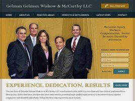Gelman Gelman Wiskow & McCarthy LLC (Essex Co., New Jersey)