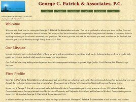 George C. Patrick & Associates, P.C. (East Chicago, Indiana)