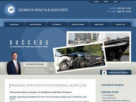 George W. Healy IV & Associates (Gulfport, Mississippi)