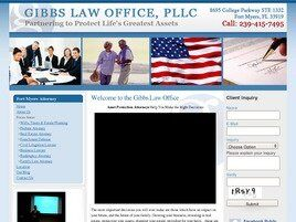 Gibbs Law Office PLLC (Bonita Springs, Florida)