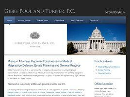 Gibbs Pool and Turner, P.C. (Jefferson City, Missouri)