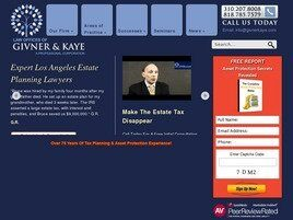 Givner & Kaye A Professional Corporation (Los Angeles, California)