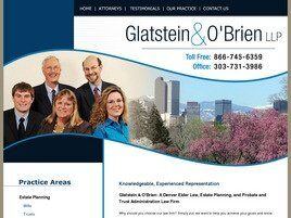 Glatstein & O'Brien LLP (Denver, Colorado)