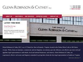 Glenn Robinson & Cathey PLC (Roanoke, Virginia)