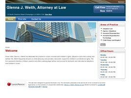 Glenna J. Weith, Attorney at Law (Champaign, Illinois)