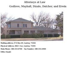 Godlove, Mayhall, Dzialo & Dutcher A Professional Corporation (Lawton, Oklahoma)
