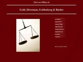 Gold, Silverman, Goldenberg & Binder (Philadelphia, Pennsylvania)