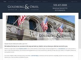 Goldberg & Oriel (Framingham, Massachusetts)