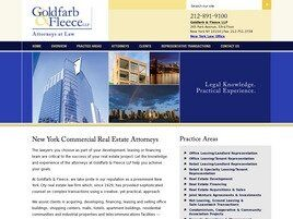 Goldfarb & Fleece LLP (New York, New York)