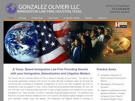 Gonzalez Olivieri LLC (Harris Co., Texas)