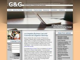 Gordon & Gordon A Professional Law Corporation (Los Angeles Co., California)