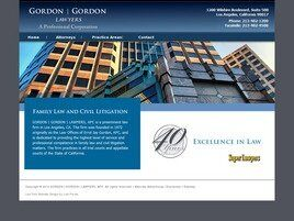 Gordon | Gordon | Lawyers, APC (Los Angeles, California)
