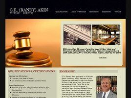 G.R. (Randy) Akin,P.C. (Longview, Texas)