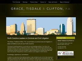Grace Tisdale & Clifton P.A. (Winston-Salem, North Carolina)