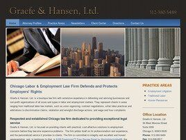 Graefe & Hansen, Ltd. (Cook Co., Illinois)