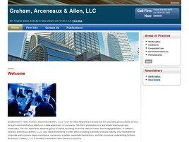 Graham, Arceneaux & Allen, LLC (New Orleans, Louisiana)