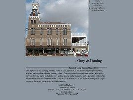 Gray & Duning (Butler Co., Ohio)