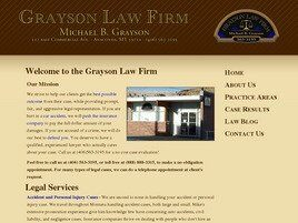 Grayson Law Firm (Great Falls, Montana)
