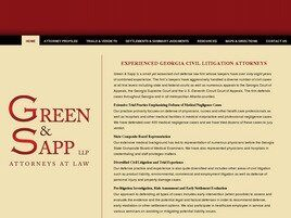 Green & Sapp, LLP (Atlanta, Georgia)