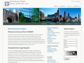 Greenbaum, Nagel, Fisher & Paliotti, LLP (Boston, Massachusetts)
