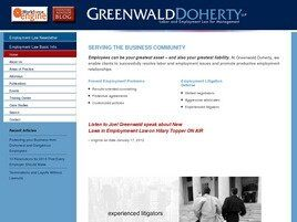 Greenwald Doherty LLP (Orangeburg, New York)