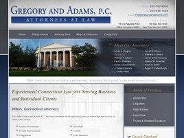 Gregory and Adams, P.C. (Fairfield, Connecticut)