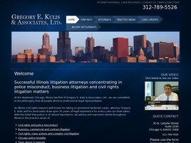 Gregory E. Kulis & Associates, Ltd. (Chicago, Illinois)