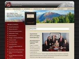 Gregory R. Giometti & Associates P.C. (Adams Co., Colorado)