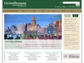 Gross, Shuman Brizdle & Gilfillan, P.C. (Buffalo, New York)
