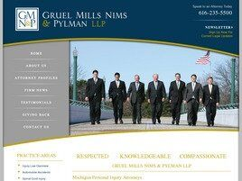 Gruel Mills Nims & Pylman PLLC (Flint, Michigan)
