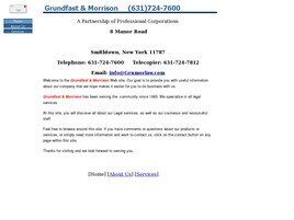 Grundfast & Morrison (Suffolk Co., New York)