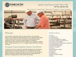 Grunsky, Ebey, Farrar & Howell A Professional Corporation (Gilroy, California)