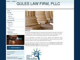 Gules Law Firm, PLLC (Clifton Park, New York)