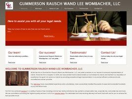 Gummerson Rausch Wand Lee Wombacher, LLC (Woodstock, Illinois)