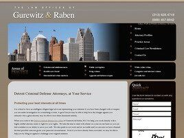 Gurewitz and Raben, PLC (Detroit, Michigan)