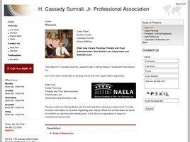 H. Cassedy Sumrall, Jr. Professional Association (West Palm Beach, Florida)