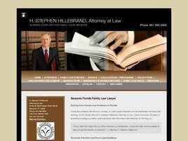 H. Stephen Hillebrand, Attorney at Law (Sarasota, Florida)