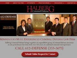 Halberg Criminal Defense (Minneapolis, Minnesota)