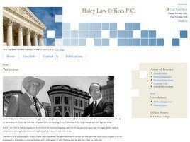 Haley Law Offices P.C.
