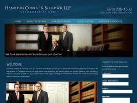 Hamilton Colbert and Scurlock, LLP (Jonesboro, Arkansas)