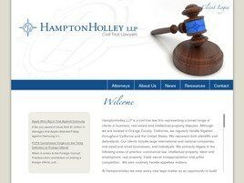 HamptonHolley LLP (Orange Co., California)