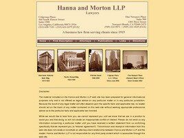 Hanna and Morton, LLP (Los Angeles, California)