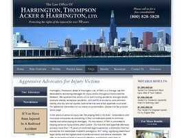 Harrington, Thompson, Acker & Harrington, Ltd. (Chicago, Illinois)