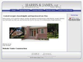 Harris & James, LLP (Warner Robins, Georgia)