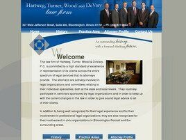 Hartweg, Turner, Wood & DeVary, P.C. (Bloomington, Illinois)