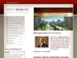 Harvey Kruse, P.C. (Flint, Michigan)