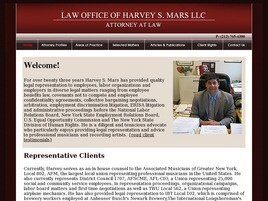 Harvey Mars, LLC (New York, New York)