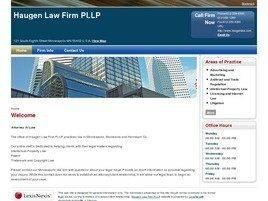 Haugen Law Firm PLLP (Minneapolis, Minnesota)