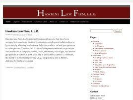 Hawkins Law Firm, L.L.C. (Mobile, Alabama)